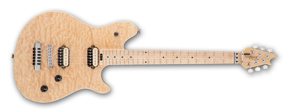 Wolfgang® Special HT, Birdseye Maple Fingerboard, Natural