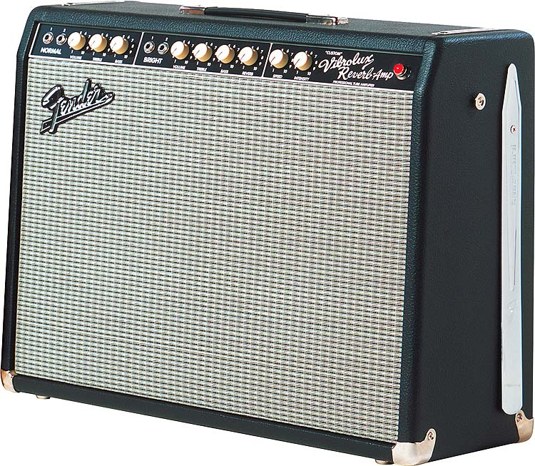 Fender '64 Vibroverb Custom Guitar Combo Amp
