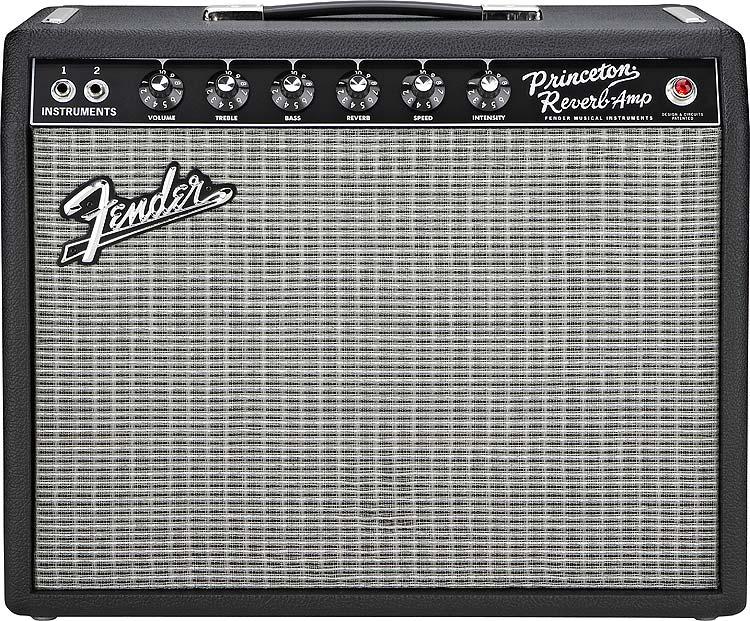 Fender 68 Custom Princeton Reverb Vs Blues Junior - Best