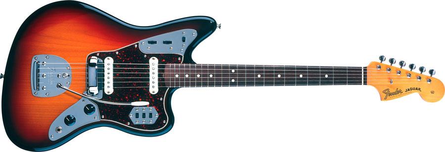 fender Electric Guitars jaguar type