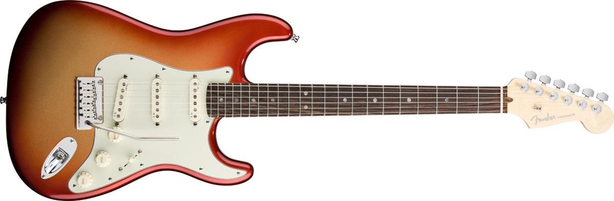 Fender American Deluxe Stratocaster Guitar