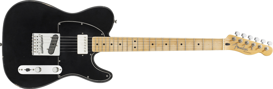 fender Electric Guitars Telecaster type