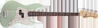 Precision bass com captação Jazz bass 0138301357_frt_tbn_001