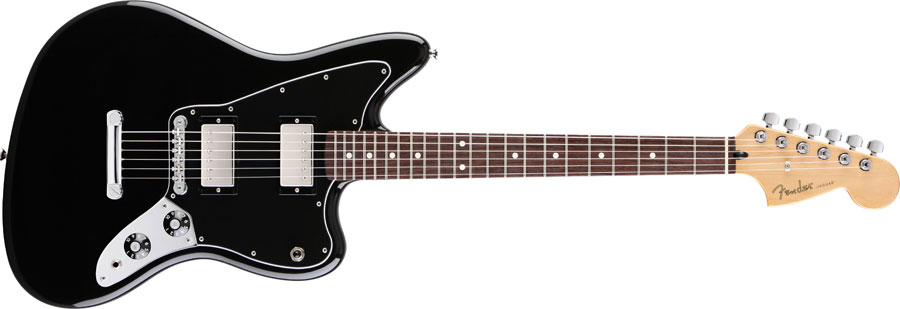 Profile of Fender Blacktop™ Jaguar HH