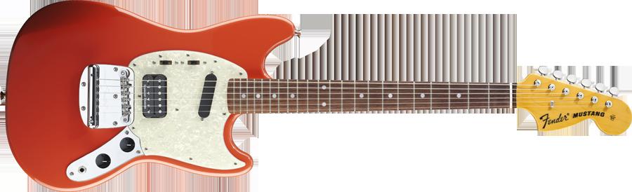 fender forums view topic new fender kurt cobain mustang guitar. Black Bedroom Furniture Sets. Home Design Ideas