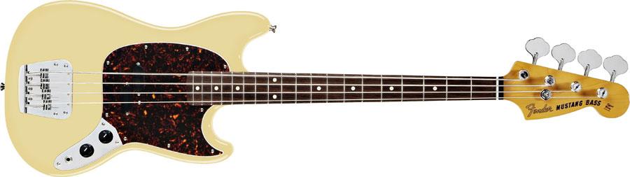 fender bass Guitars mustang type