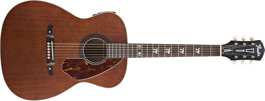 fender acoustic guitar