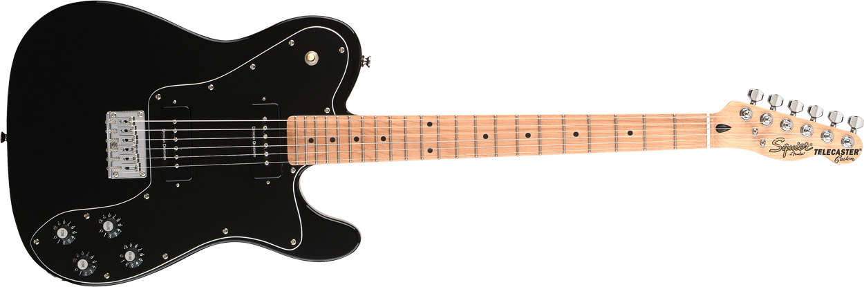 [REVIEW]Squier Telecaster Custom II Vintage Modified
